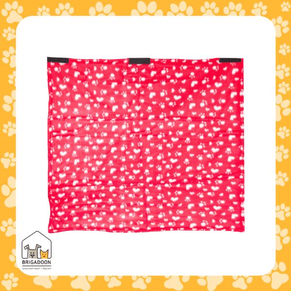 Roll up Travel Blanket 3 - Brigadoon